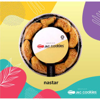 J&C Cookies Toples Reguler Nastar
