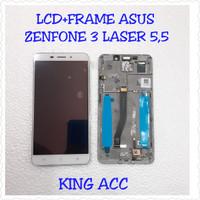 Lcd touchscreen asus zenfone 3 laser 5.5 zc551kl original