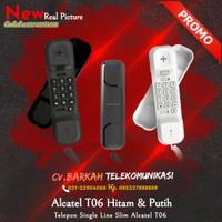 Alcatel T06 Ultra Slim Telepon Rumah / Kantor / Hotel Telepon Analog