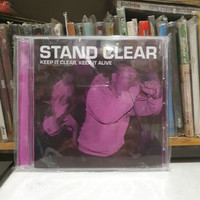 cd stand clear / keep it clear keep it alive sepok hardcore punk band