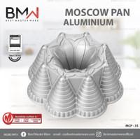 BMW Loyang Cetakan Kue Bolu Chiffon Cake Tulban Bundt Pan Anti Lengket - Moscow