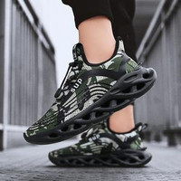 Promo 2.2 Man Sale Sepatu Pria Murah Sneakers Running (SUP ARMY)