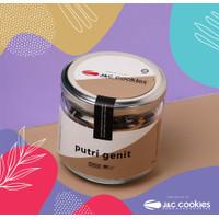 J&C Cookies Toples Kaca Putri Genit