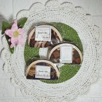 Souvenir Pernikahan Dompet Koin Batik Oval | Dompet Pelok cantik - dompet saja