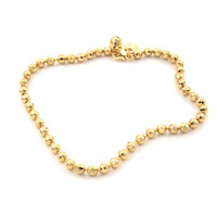 Gelang Kaki Tangan Emas Rhodium Wanita / Ankle Bracelet Anklet AGW6