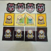 Badge Osis SD,SMP,SMA BORDIR