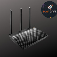 ASUS RT-AC66U B1 AC66U AC1750 Dual Band Gigabit Wi-Fi Gaming Router
