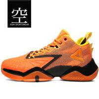 Sepatu Basket PEAK LIGHTNING TAICHI EDITION ORANGE - 47