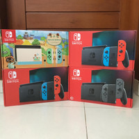 Nintendo Switch v2 New Version Console