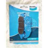 Brake Pad - Kampas Rem Depan CBR 150 / 150R New BENDIX MD15