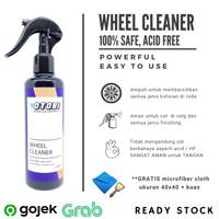 Otobi Acid Free Wheel Cleaner Pembersih Velg Ban Roda Mobil Motor Kaki