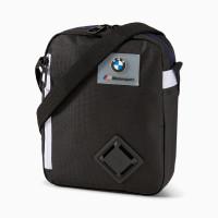 Tas Slempang PUMA BMW M Motorsport LS Portable Bag 077876-01 PSKL