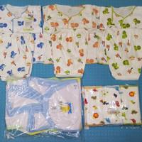 baju bayi Newborn set/0-3 bln/merek shankusen/