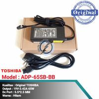 Adaptor Charger Origianal Laptop Toshiba Satellite L510 L740 L745 L735