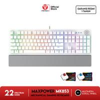 Fantech MAXPOWER MK853 Mechanical Keyboard Gaming SPACE EDITION