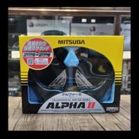KLAKSON MOBIL / MITSUBA SILVER ALPHA II (GREEN) / Mitsuba MBW-2E17G