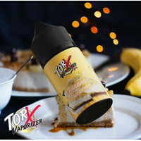 Tor Banana Cheesecake 100ML by Tor Liquid x Vaporizer LPG