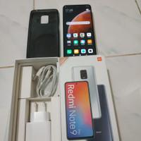 Xiaomi Redmi Note 9 Pro Ram 8 Like New Garansi