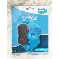Brake Pad - Kampas Rem Belakang YAMAHA YZF R25 / MT25 BENDIX MD48