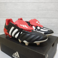 Sepatu Adidas Predator Mutator/Tormintor Mania 20+ Black Black Red