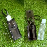 Hand sanitizer pouch gantungan hand sanitizer / tempat hand sanitizer