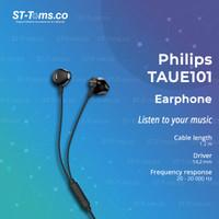 Philips TAUE101 / TAUE 101 Earphone With Mic