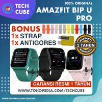 Amazfit BIP U PRO Smartwatch GPS Sport Jam Tangan Digital Smart Watch