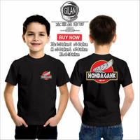 Kaos Baju Anak HONDA JURASSIC PARK Kaos Anak Motor Otomotif - Gilan - XS
