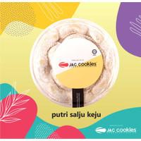 J&C Cookies Reguler Putri Salju Keju