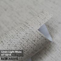 Linen Light Muse KERTASIVE (lebar 60cm)