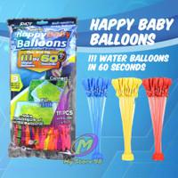 WATER BALLOONS FOR KIDS MAINAN BALON AIR ANAK HAPPY BABY BALLOONS