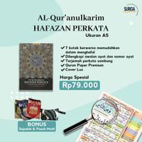 Al Quran Hafalan Hafazan Perkata A5 - Hanya Quran