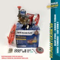 POWER SPRAYER JETMASTER MS200 / MESIN SEMPROT AIR CUCI MOBIL MS 200