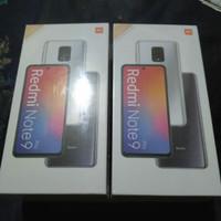 Xiaomi Redmi Note 9 Pro 8/128GB Grey dan Blue - Abu-abu