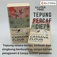 Tepung gluten free Fercaf 1kg, setara tepung terigu