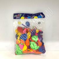 Balon Ulang Tahun / Balon Metalik / Balon Warna Warni / Balon Polkadot