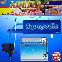 Aquila P-920 Filter Atas Aquarium Top Filter