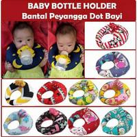 Bantal Penyanggah Dot Bayi / Bantal Penyanggah Botol Susu Bayi