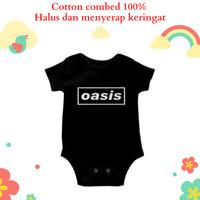 Baju jumper bayi laki laki perempuan unik lucu karakter band oasis