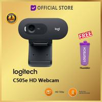 Logitech C505e Webcam HD 720p/30fps C 505 e C505 e ORIGINAL QuickCam