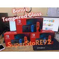 Nintendo Switch console (Neon) V2 Full ORI NEW 100%