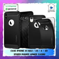 Case iPhone XS Max / XS / X / XR Spigen Rugged Armor Casing
