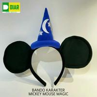 Bando Anak - Karakter Mickey Mouse Magic Disneyland