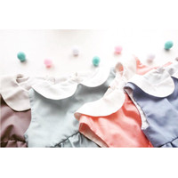 Baju Bayi Peterpan Collar Baby Romper