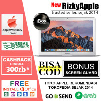 Ready Stock BNIB Macbook Air 13 2017 MQD32 Core i5 SSD 128GB RAM 8GB