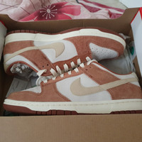 Nike Dunk Low Medium Curry US 9,5 (Worn Once)