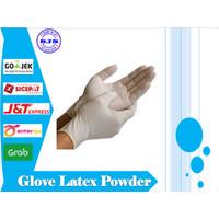 Sarung Tangan Sensi Glove Latex Handscoon sarung tangan latex Medis