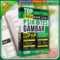 TOP FRESH Bank Soal PSIKOTES GAMBAR & PnP - Media Cerdas