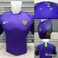 Jersey Baju Kaos Obral Timnas Indo Indonesia GK Kiper 18&19 Grade Ori