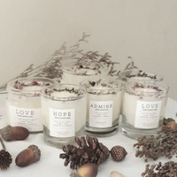 lilin aromaterapi scented candle chic edition 70ml